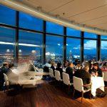 Tagungsabschluss im Main Tower Frankfurt