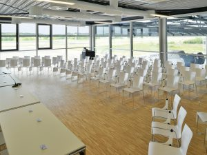 Tagungen im Hugo Junkers Hangar