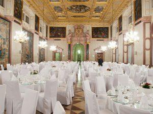 Die »Residenz« zu München – hochkarätige Gäste im »Kaisersaal«
