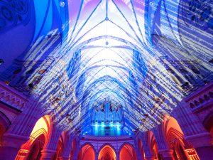 Licht kann so viel verändern … Kulturkirche Altona
