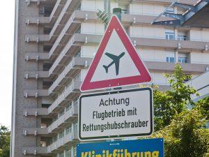 BGU Frankfurt eröffnet Klinik-Neubau in Frankfurt am Main