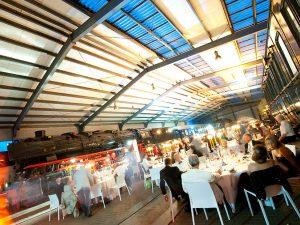Hochzeitsgala in Industriekulisse in Bochum