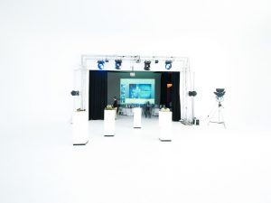 Es roch so gut … »Cubic Studios« in Düsseldorf