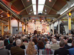 »Echo of Swing 2015« – es war ein tolles Konzert im »Monforts Quartier«