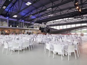Hugo Junkers Hangar am Flughafen Mönchengladbach