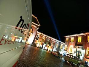 Eröffnung Restaurant »Kette & Schuss« im Monforts Quartier