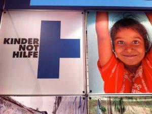 noi! unterstützt die Kindernothilfe im »E-Werk« in Berlin